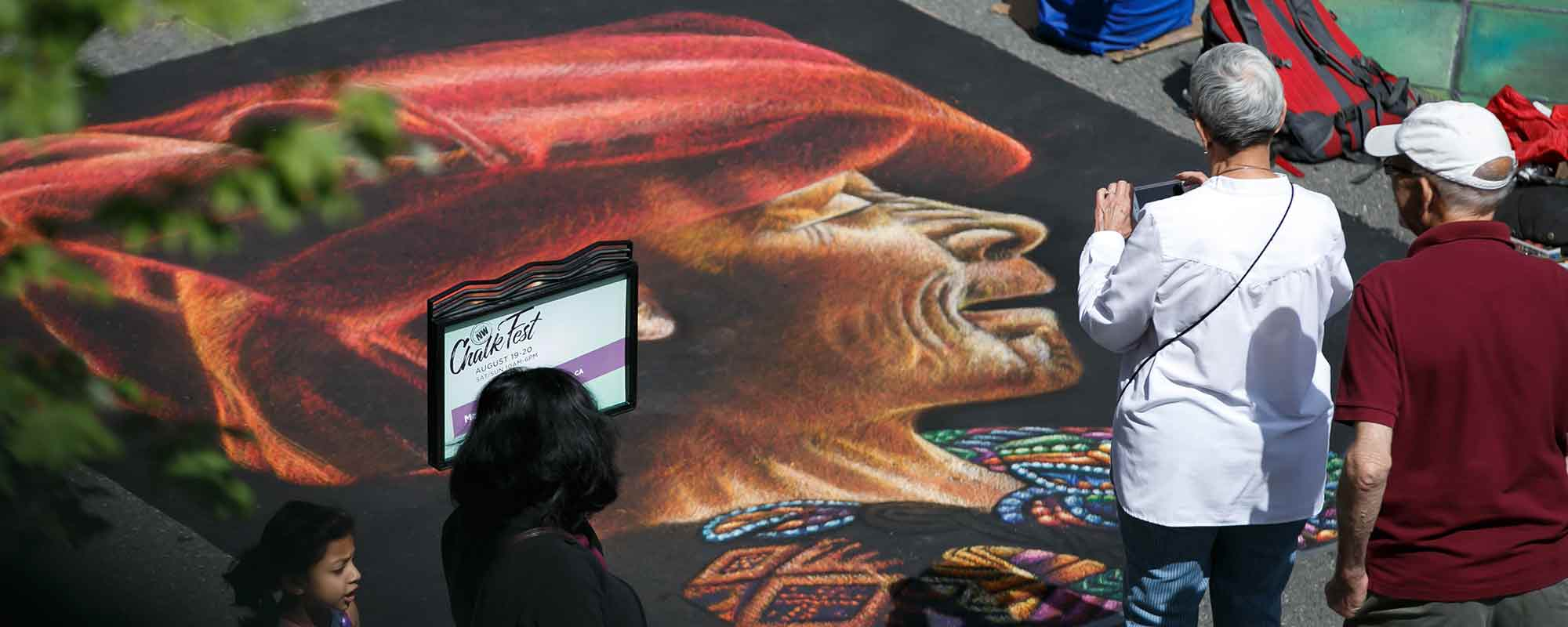Pacific NW ChalkFest